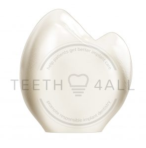 dental crown as information for patient