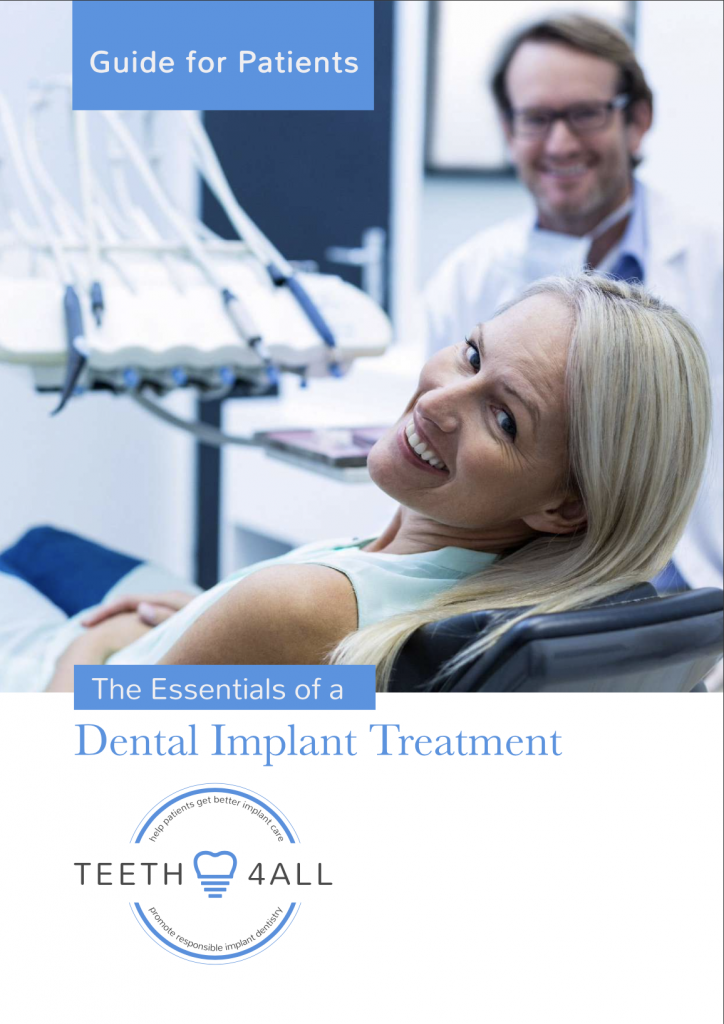 free patient ebook on dental implants